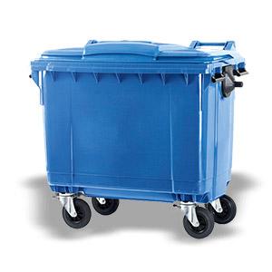 Contentor de Lixo de 1.100 Litros